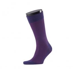 фото Носки мужские Teller Double Pique. Цвет: фиолетовый. Размер: 44-46