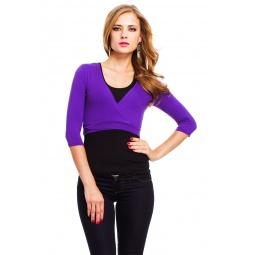 фото Болеро Mondigo 071. Цвет: фиолетовый. Размер одежды: 46