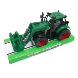 фото Машинка инерционная Shantou Gepai «Трактор» 7988-1