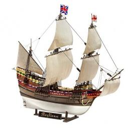 Купить Сборная модель корабля Revell Pilgrim Ship MAYFLOWER