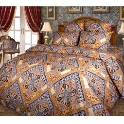 фото Комплект постельного белья Белиссимо «Персия». 2-спальный. Размер простыни: 220х195 см