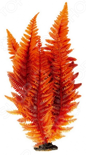 Искусственное растение DEZZIE 5610108Аквариумный дизайн<br>Искусственное растение DEZZIE 5610108 это прекрасное украшение для вашего аквариума, которое наполнит его внутреннее пространство новыми цветами и яркими красками подводного мира. Кроме эстетического, растения имеют и практическое применение. Среди его ветвей рыбы найдут себе уютное убежище от агрессивных обитателей аквариума, а так же смогут веселое резвиться вокруг. Отличительной особенностью искусственного растения DEZZIE 5610108 является наличие у них устойчивого дна, которое не требует дополнительного утяжеления и без особых трудностей устанавливается на грунт. Окраска изделия устойчива к воздействию водной среды, благодаря чему вам не придется тратить много времени ухаживая за ним. Все, что необходимо сделать, достать растение из аквариума, протереть его тряпкой и оно снова готово к использованию. Добавьте оригинальности и индивидуальности своему аквариуму с искусственным растением DEZZIE 5610108.<br>