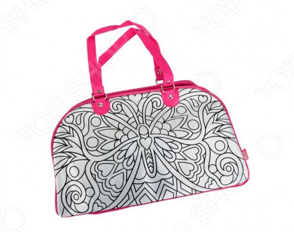 Набор: сумка и 5 перманентных маркеров Simba «Бабочка» 6371461