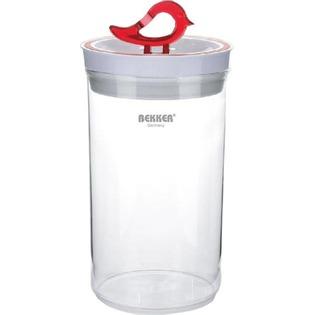 Купить Контейнер для хранения продуктов Bekker круглый