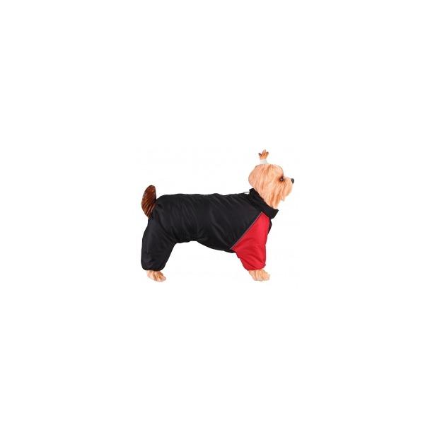 фото Комбинезон-дождевик для собак DEZZIE «Английский бульдог». Материал подкладки: нет. Пол: кобель