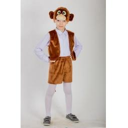 Купить Костюм карнавальный для мальчика Карнавалия «Обезьянка» 89039