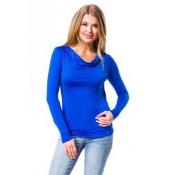 фото Кофта Mondigo 1464. Цвет: синий. Размер одежды: 44