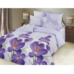 фото Комплект постельного белья Романтика «Магия цвета» КБРп-11. 1,5-спальный