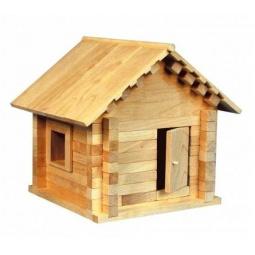 фото Конструктор деревянный Теремок «Избушка Теремок»