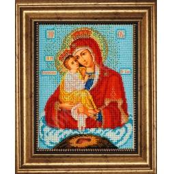 фото Рамка под икону со стеклом Мир багета №23 Почаевская