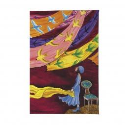 фото Обложка для паспорта Mitya Veselkov «Платки и птицы»