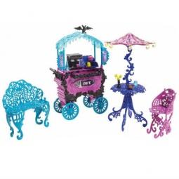 фото Игровой набор мебели Mattel «Кафе»