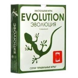 Купить Игра карточная Правильные игры «Эволюция» 60996