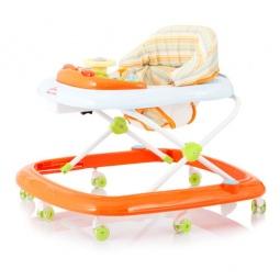 фото Ходунки Baby Care Flip. Цвет: оранжевый