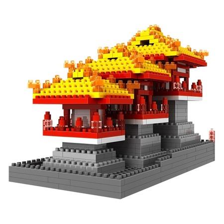 Купить Конструктор - игровой набор Loz «Дворец Даминг»