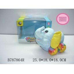 Купить Мягкая игрушка музыкальная Tongde «Слоненок»