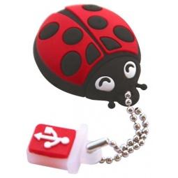 фото Флешка с брелоком TDK LadyBug USB 2.0 Flash Drive 4GB