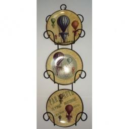 фото Набор тарелок настенных Феникс-Презент 36262
