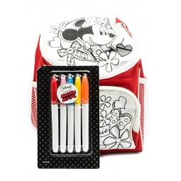 Купить Набор для росписи рюкзачка Росмэн 23242 «Минни Маус»