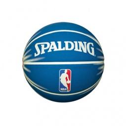 фото Мяч баскетбольный Spalding NBA Logoman