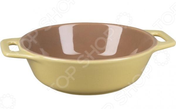 Форма для запекания керамическая Pomi d'Oro Q2702 форма для выпекания керамика kitchenaid набор kblr02mbac 2шт по 0 45л