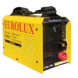 фото Сварочный аппарат инверторный Ресанта IWM190 Eurolux