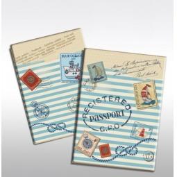 фото Обложка для паспорта Феникс-Презент «Морская»