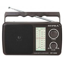 Купить Радиоприемник Supra ST-124 U