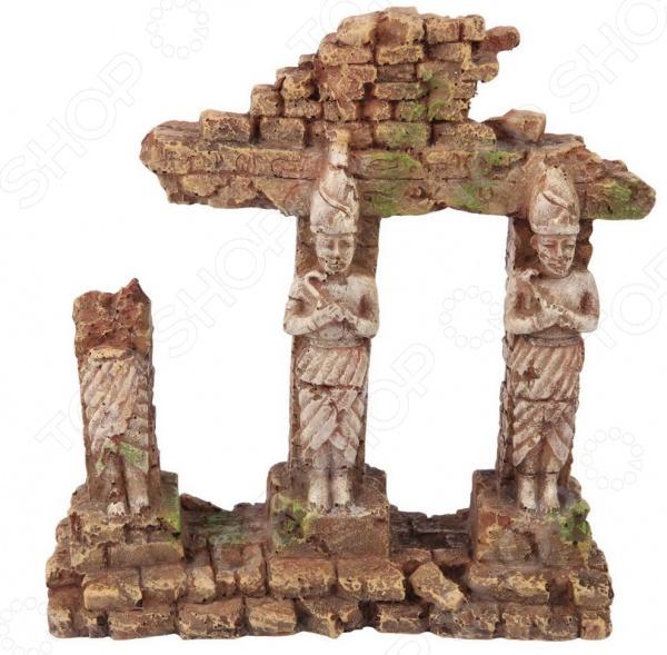 Руины для аквариума DEZZIE «Стража фараона» интерьер и декор