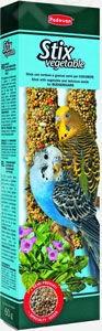 Лакомство для волнистых попугаев Padovan 03467 «Палочки овощные» лакомство для попугаев mr alex минералы 80 г