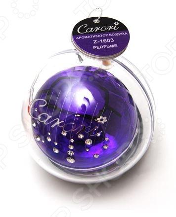 Ароматизатор на дефлектор жидкостной Carori
