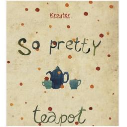фото Тетрадь в клетку Kroyter Teapot