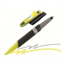 фото Ручка шариковая 3в1 Post-it. Цвет корпуса: желтый, черный