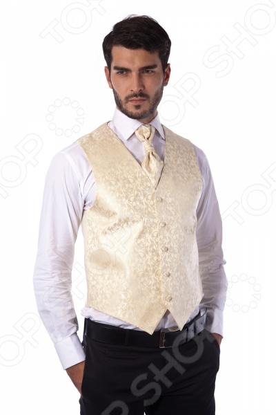 Жилет Mondigo 20481 это деталь классического мужского костюма. Сегодня жилет стал неотъемлемой частью гардероба стильного мужчины, следящего за модными тенденциями. Эта модель отлично будет сочетаться с пиджаком. Жилет также можно использовать и как самостоятельный предмет одежды для создания образа в стиле casual . Жилет это возможная альтернатива пиджаку, при этом он не сковывает движения. Этот предмет одежды позволит создать деловой образ, но чувствовать себя гораздо удобнее в теплое время года.