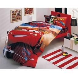 фото Детский комплект постельного белья TAC The cars mc queen
