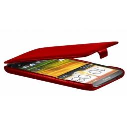 фото Чехол LaZarr Protective Case для HTC Desire X. Цвет: красный