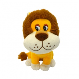 фото Мягкая игрушка со звуком Maxiplay «Львенок Леон»