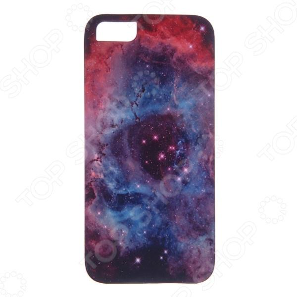 Чехол для iPhone 5 Mitya Veselkov «Космос» mitya veselkov чехол для iphone 6 космос