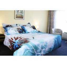 фото Комплект постельного белья Buenas Noches Oblako. Satin Fotoprint. 2-спальный