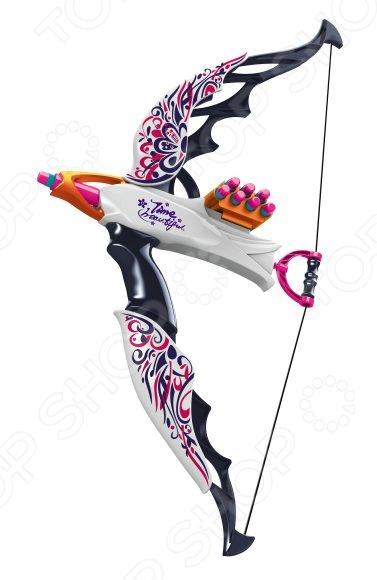 Лук игрушечный Shantou Gepai с мягкими пулями 7059Арбалеты. Луки<br>Лук игрушечный Shantou Gepai с мягкими пулями 7059 станет отличным подарком для вашего любимого чада. Малыш сможет попробовать себя в роли профессионального лучника и отточить мастерство стрельбы. Подобные игрушки способствуют развитию у детей меткости, ловкости и координации движений. Изделие выполнено из высококачественных, безопасных для здоровья ребенка, материалов. Рекомендовано для детей в возрасте от 3-х лет. В игровой набор входят 20 мягких пуль.<br>
