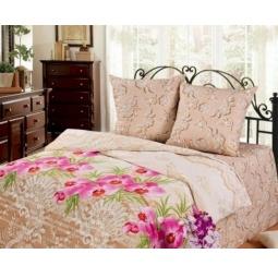 фото Комплект постельного белья Любимый дом «Кружевная орхидея». Евро