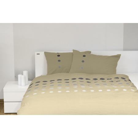 Фото Комплект постельного белья Dormeo Symphony. 1-спальный. Цвет: бежевый