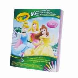 Купить Мини-раскраска Crayola «Принцессы»