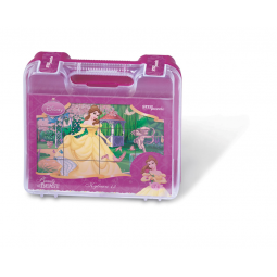 фото Кубики развивающие Step Puzzle Красавица и чудовище