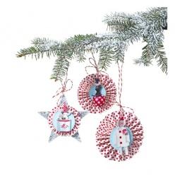 фото Набор для декорирования Tilda Винтажные рождественские украшения