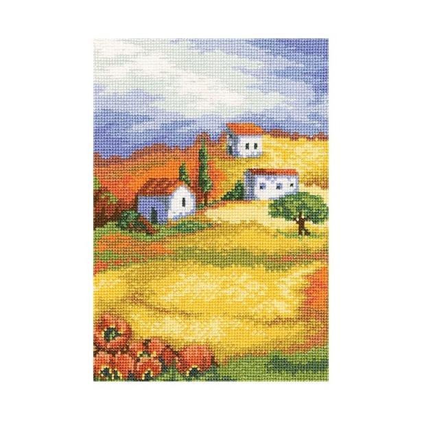 фото Набор для вышивания RTO «Солнечная Тоскана»