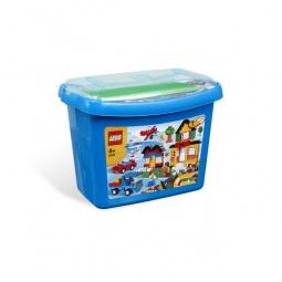 фото Конструктор LEGO огромная коробка с кубиками