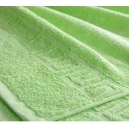 фото Полотенце махровое Asgabat Dokma Toplumy. Размер: 100х180 см. Цвет: салатовый