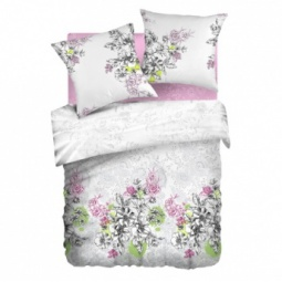 фото Комплект постельного белья Романтика «Вивьен» 221559