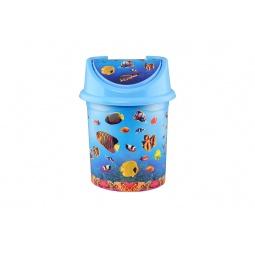 Купить Контейнер для мусора детский Violet 0408/79 «Океан»